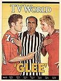 TV World Magazine November 6-12 2011 Jane Lynch Matthew Morrison Iqbal Theba Glee Luke Perry