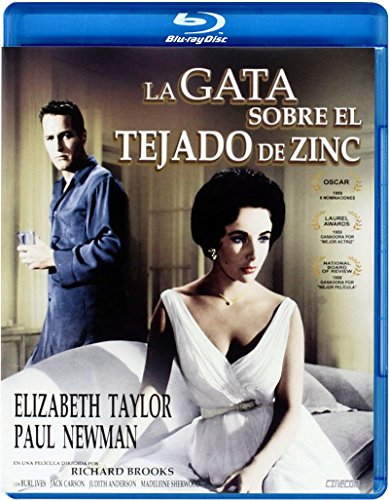 Cat on a Hot Tin Roof - La Gata Sobre El Tejado De Zinc (Region B) [ Non-usa Format, Import - Spain ]
