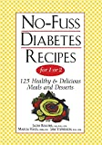 img - for No-Fuss Diabetes Recipes for 1 or 2 book / textbook / text book