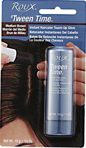 Roux Tween Time Hair Crayon, Medium Brown -  ROU9006