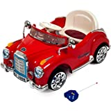 Lil' Rider Cruisin' Coupe Battery Operated Classic Car with Remote