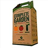 City Garden Complete Garden Kit - Everything You Need to Grow Tomatoes, Peppers, Cucumbers At Home