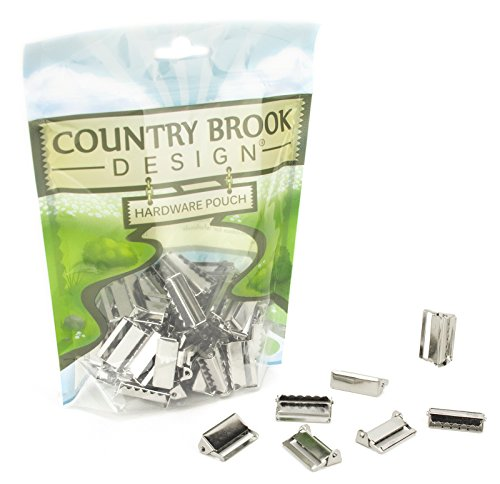 100 - Country Brook Design - 1 Inch Suspender Ratchet Adjusters