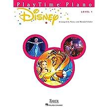 PlayTime  Piano Disney: Level 1