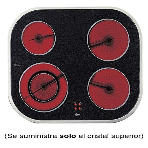 ANCASTOR Cristal VITROCERÁMICA TEKA VTNDC INOX. FER40TK5000 ...