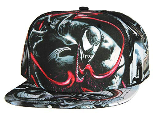 with Venom design