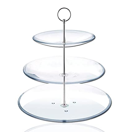 New 3 Tier Tray Stand