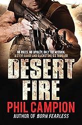 Desert Fire (English Edition)