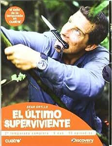 El Último Superviviente (2ª Temporada) [DVD]: Amazon.es