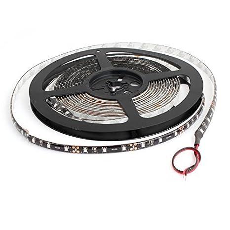 DealMux 5 m 197 Red 3528 SMD 300 LED waterdichte Strip Light 60 LED/