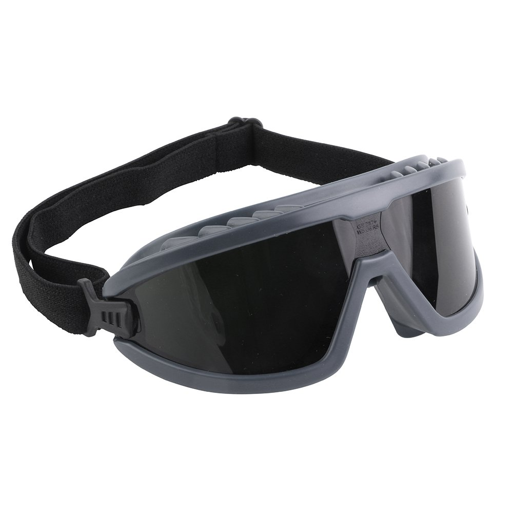 LINCOLN ELECTRIC CO KH976 Brazing Goggles, IR5 Lens, , Black