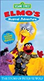 Sesame Street Presents Elmos Musical Adventures - Peter & The Wolf [VHS]