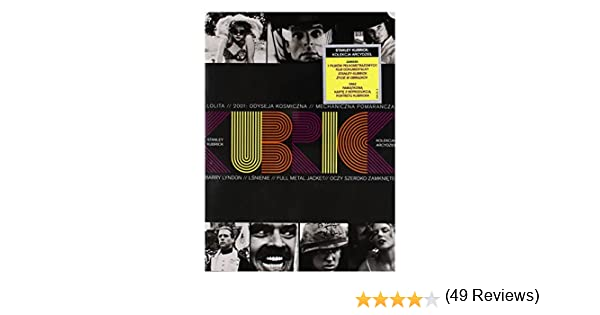 Stanley Kubrick, Masterpiece Collection BOX 8DVD IMPORT No hay ...