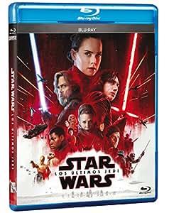 Star Wars: Los Últimos Jedi (Blu-ray)
