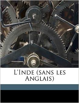 Book L'Inde (sans les Anglais)