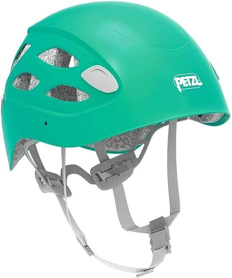 PETZL Bohrer Protección para la Cabeza, Mujer, Turquesa, Uni