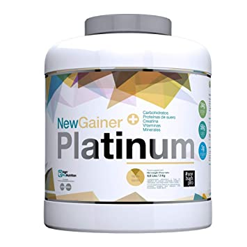 New Gainer Platinum 3 Kilogramos de High Pro Nutrition ...