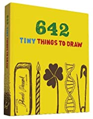 "This pocket-sized drawing journal is packed with just as much clever, imaginative fun as the original bestselling 642 Things to Draw. All 642 drawing prompts invite doodlers to draw teeny-tiny things—from ""a keyhole"" and ""a marble"" to ""an ato..."