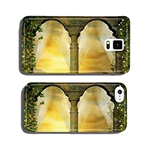 old balcony and sunset cell phone cover case iPhone6 Plus