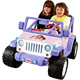 Power Wheels Nickelodeon Dora & Friends Jeep Wrangler