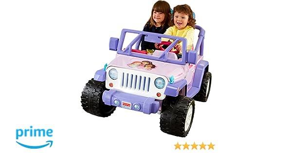 Power Wheel Modification Com, Amazon Com Power Wheels Nickelodeon Dora Friends Jeep Wrangler Toys Games, Power Wheel Modification Com