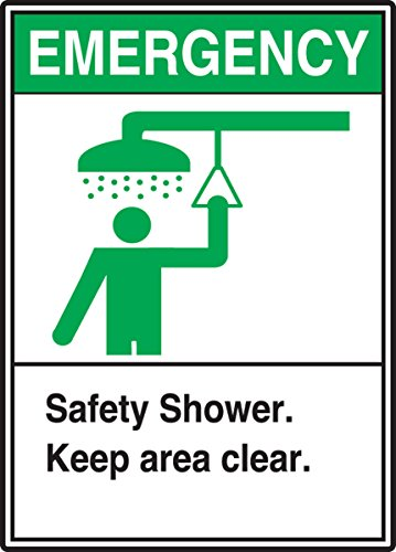 Accuform MRSD903VP Plastic Safety Sign, Legend