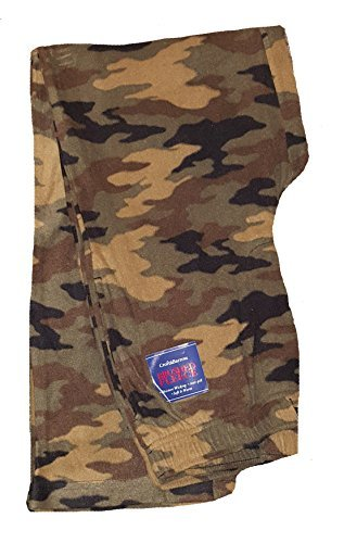 Croft & Barrow Camo Brushed Fleece Sleep Lounge Pants - Large from Croft & Barrow