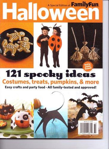 HALLOWEEN - 121 Spooky Ideas - Family Fun Special Edition. 2013. ()