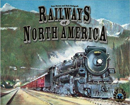 北アメリカの鉄道( 2017Edition )
