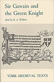 Sir Gawain and the Green Knight (York Medieval Texts)