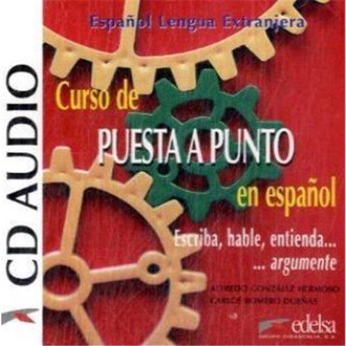Curso de Puesta a punto en español: Escriba, hable, entienda ...