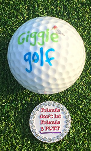 Giggle Golf Bling Putting Ball Marker Pack by Giggle Golf (Image #2)