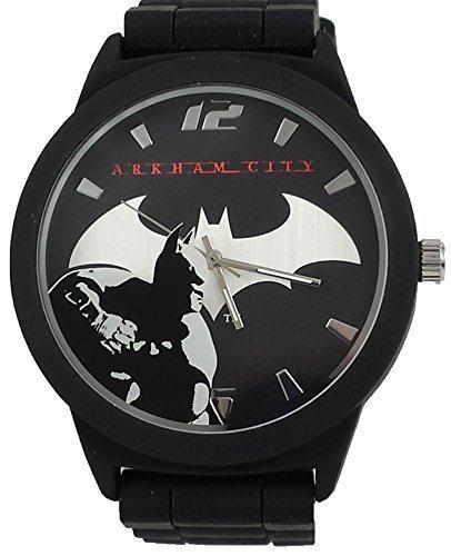 Batman Arkham City de coleccionista Edition Reloj para hombres ark9000