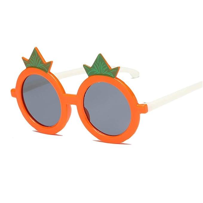 Wang-RX Niños polarizados Gafas de sol Gafas Dibujos ...