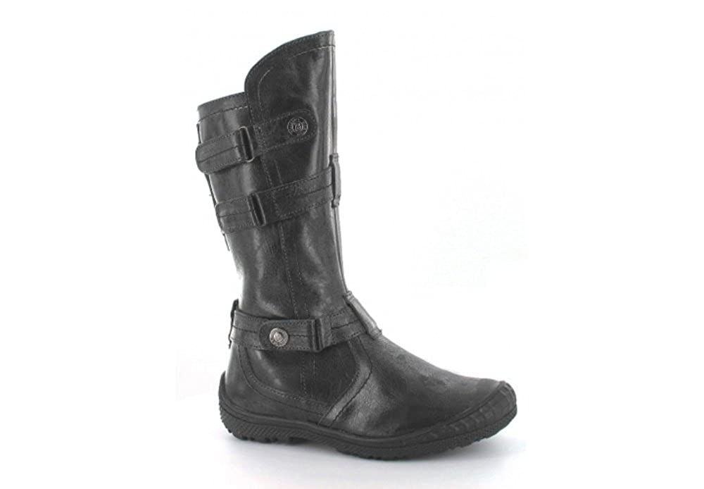 Bartek Girls Leather Long Leg Boots for Winter 67857//26C Little Kids//Big Kids