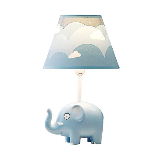 Lámpara De Mesa De Elefante De Dibujos Animados For Habitación De ...