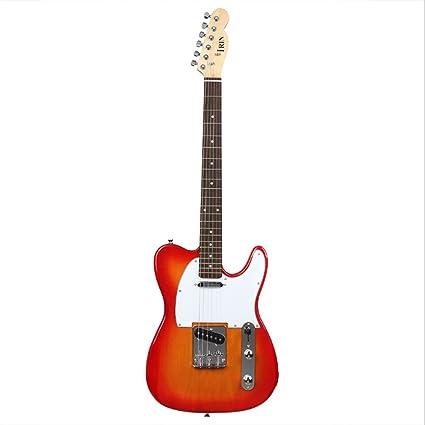 Guitarra eléctrica LT Guitarra eléctrica Guitarra eléctrica de madera sólida