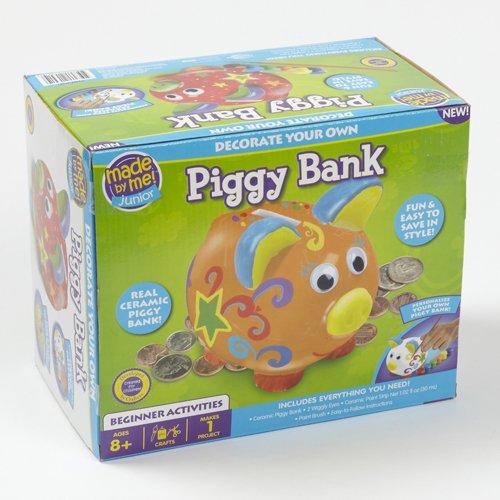 Made By Me Junior Piggy Bank