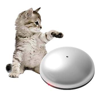 FXQIN Robot de Barrido de Gato Divertido 2 en 1, máquina de ...