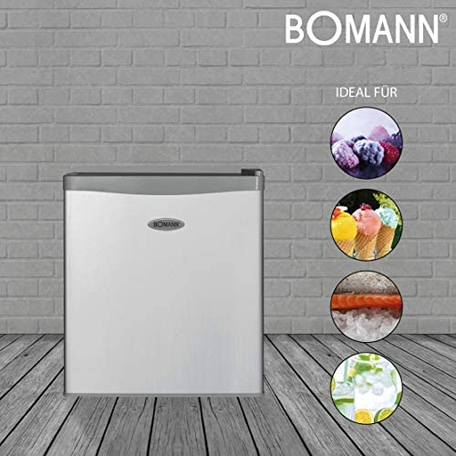 Bomann GB 388 - Congelador (Vertical, Independiente, Plata, 30L ...