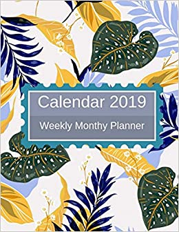 EPS Illustration - Year 2019 january planner. Vector Clipart gg106952765 -  GoGraph