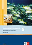 Lambacher Schweizer - Ausgabe für Sachsen / Arbeitsheft plus Lösungsheft 8. Schuljahr