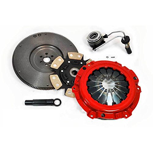- EFT STAGE 3 CLUTCH KIT+SLAVE+FLYWHEEL 95-99 CHEVY CAVALIER PONTIAC SUNFIRE 2.2L