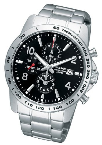 Pulsar Watch Chronograph PF8391X1 by Pulsar