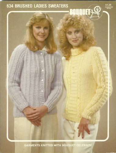 Bouquet; Brushed Ladies Sweaters (Bouquet 634) ()
