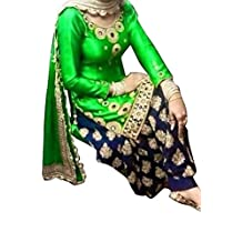 Patiayala Salwar Kameez Designer Indian Dress Bollywood Ethnic Party
