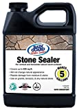 Rainguard SP-6003 32 Oz Concentrate (Makes 5 Gallons) Premium Stone Sealer, Water Repellent Protection for Natural Stone