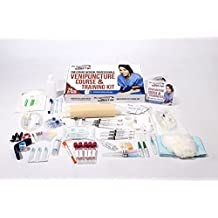Phlebotomy Kit - Learn the latest phlebotomy techniques and procedures with the training videos - Venipuncture kit included
