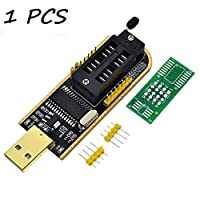 1 PCS CH341A 24 25 Series EEPROM Flash BIOS USB Programmer with Software & Driver