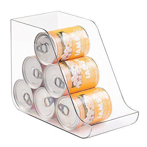 mDesign Canned Organizer Storage Holds